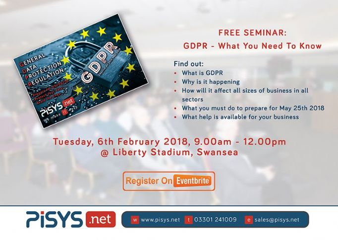 GDPR – What You Need to Know Event