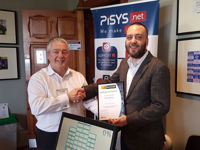 Pisys.Net Achieves First For Highlands