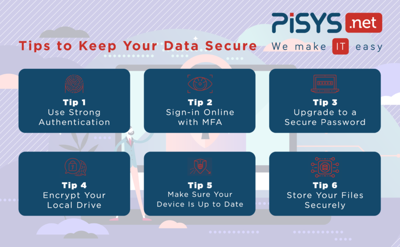 Tips to Keep Your Data Secure