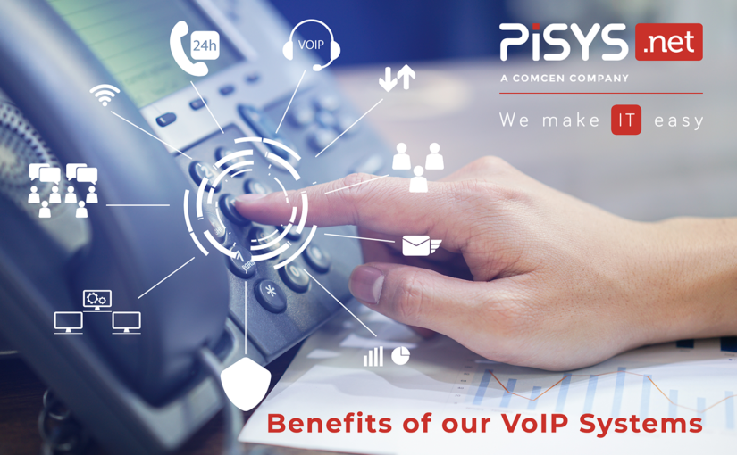 Benefits of our VoIP Systems